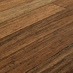 Bamboo Antique Carbonized Flooring